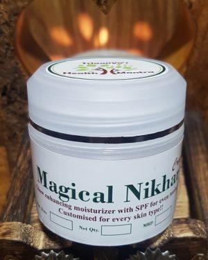 Magical Nikhar, Triaanyas health Mantra, Purnima bahuguna, Top Organic product company in India,