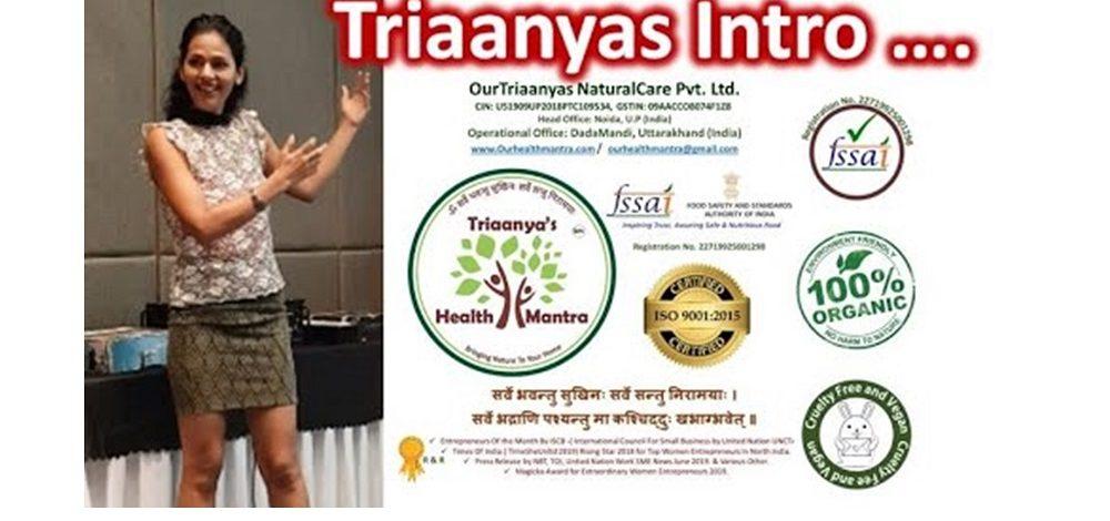 Triaanyas