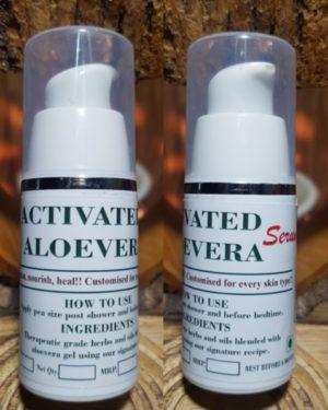 Activated Aloevera Serum, Triaanyas health Mantra, Purnima bahuguna, Top Organic product company in India,