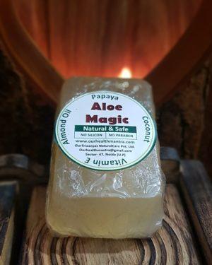 Alo Magic Handmade Triaanyas Triaanyas health Mantra, Purnima bahuguna, Top Organic product company in India, Handmade Product
