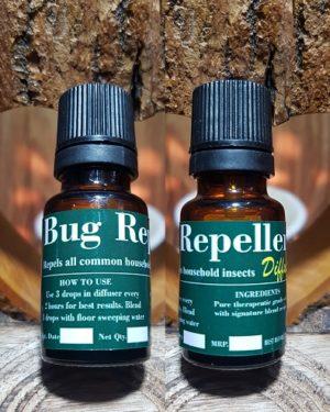 Bug Repellent Diffuser Triaanyas health Mantra, Purnima bahuguna, Top Organic product company in India, Handmade Product