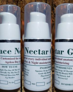 Face Nectar Gel, Triaanyas health Mantra, Purnima bahuguna, Top Organic product company in India