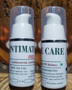 Intimate Care oil, Triaanyas health Mantra, Purnima bahuguna, Top Organic product company in India
