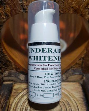 UnderArm Whitening Serum, Triaanyas health Mantra, Purnima bahuguna, Top Organic product company in India, Handmade Product