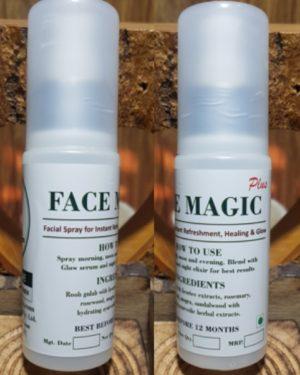 face Magic plus, Triaanyas health Mantra, Purnima bahuguna, Top Organic product company in India, Handmade Product