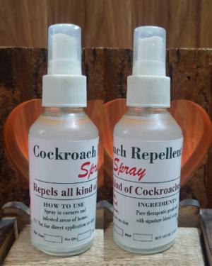 Cackroach Repellent Spray Triaanyas health Mantra, Purnima bahuguna, Top Organic product company in India,