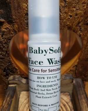 Baby Soft Face Wash Triaanyas health Mantra, Purnima bahuguna, Top Organic product company in India, Handmade Product