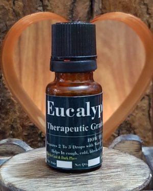 Eucalyptus Essential oils, therapeutic grade, Organic Triaanyas health Mantra, Purnima bahuguna, Top Organic product company in India, Handmade Product